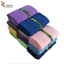 Zipsoft Microfiber Beach towels With Bandage Quick Drying Travel Sports Swim Gym Yoga Bath Adults Blanket Spa Bady Wraps 2017
