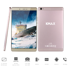 KMAX Tablet 8 inch IPS Quad Core MTK8321 CPU Built-in 3G Phone Call SIM Card Tablets Android 5.1 PC GPS BT Dual Cameras(China)