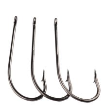 50PC 1#-8/0# JIG Hook Fishing Hooks O'shaughnessy Series JIG Hook Jig Big Fish hook Fishing Accessories
