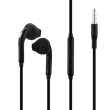 3.5mm Stereo Music Earphone Earbuds Portable Wired In-Ear Headphones Noise Cancelling Headset fone de ouvido for iPhone Xiaomi