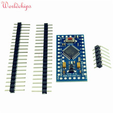 10Pcs Atmega328 Pro Mini 5V 16MHz Board Module For Arduino Nano Mini 328 ATMEGA328P-AU Micro Controller With 3 Pins Standard