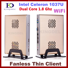 3D Game Mini desktop pc, Thin client, mini pc 2GB Ram+320GB HDD Intel Celeron/Pentium Dual Core,1.8Ghz,Windows 7, HDMI,Wireless