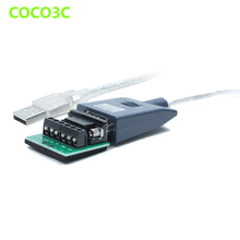 USB 2.0 to RS422 RS485 Cable USB2.0 to RS-422 RS485 RS-232 DB9 for PDA Bar Code Digitizer Camera printer ISDN terminal adapter