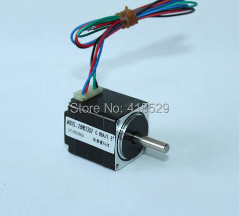 1Pcs 28 stepper motor 4 Wire Two-phase  1.8 degree Stepper Motor 28HB3302<br><br>Aliexpress