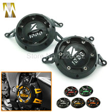 5 Colors Motorcycle Engine Stator Cover CNC Aluminum Engine Protective Cover Protector For Kawasaki Z1000 Z1000SX 2011-2015