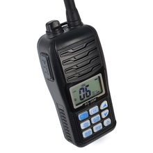 Walkie Talkie Portable Radio StationLarge Sets Amador Radio Comunicador For 2 Way Radio VHF Waterproof Handheld Marine Radio