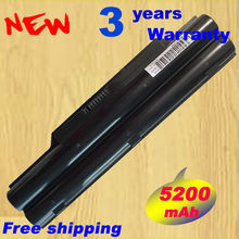 Replacement battery for HP Fujitsu LifeBook A530 LH530 LH520 A531 AH531 LH531 LH52/C LH701 BP250 FPCBP250 FPCBP250AP FPCSP274