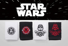 2016 Hot Sales New Arrival Creative Cartoon Cute Star Wars Darth Vader 100% Cartoon Face Hair Sport Hand Storm trooper Towel SP4