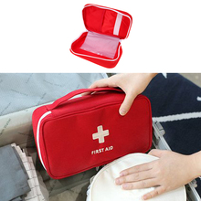 Portable First Aid Emergency Medical Kit Survival Bag Medicine Storage Bag Travel Outdoor Sport Camping Tool(China)