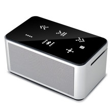 cowin HOT SALE Portable Bluetooth Speaker Mini Wireless 10W Super Bass Subwoofer Stereo Mp3 Music Player With Mic for Car Call(China)