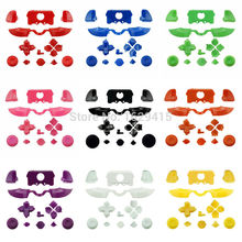 for Xbox One Newest Controller ( with 3.5mm Port ) and Elite Control 9 Colors RT LT RB LB Full Buttons Set Controller Mod Kit(China)