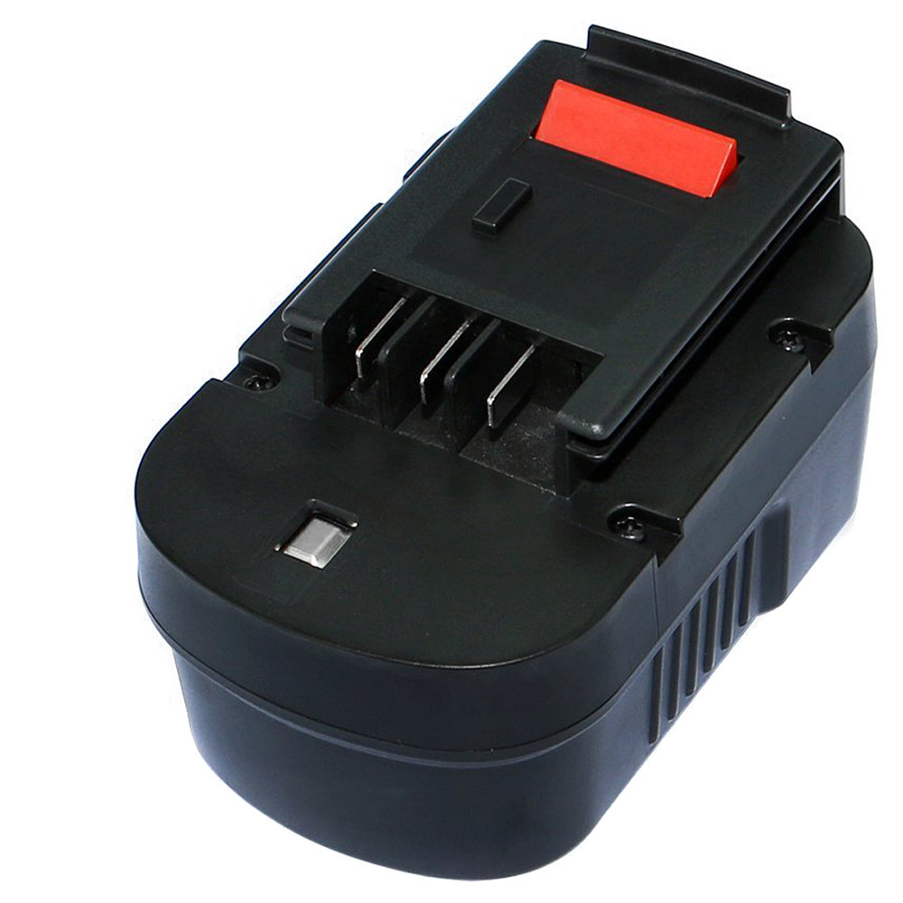 14.4V 3000MAh NI-MH Replacement Power Tool Battery For Black&amp;Decker 499936-34,499936-35,A144,A144EX,A14,A14F,HPB14 VHK23 T0.4<br>