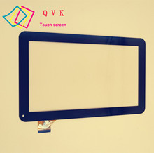 black white 10.1Inch For Archos 101 101c Copper Tablet PC Touch screen panel Digitizer Glass Sensor replacement(China)