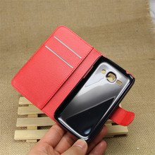 for samsung galaxy ace 3 Case Original Retro luxury PU Leather flip Case For Samsung Galaxy Ace 3 S7270 s7272 s7275 Phone Cases(China)