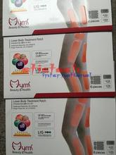 by ems or dhl 200sets 18pcs/box Wonder Patch Lower Body Treatment Slimming Slim Patch Leg Patch(China)