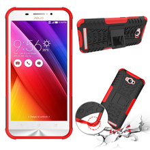 Cool bracket Rugged Kickstand Armor Case for Asus_Z010D Z010DA Zenfone Max ZC550KL ZC ZC550 550 550KL KL Hard Shock Proof Cover