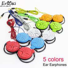Ersuki Q160 Hot Sale Headset EarHook Earphone For Mp3 Player Computer Mobile Telephone Earphone Wholesale For iPhone Samsung MP3(China)