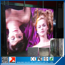 TEEHO Wholesale p6 outdoor full color led display 0.768x0.768m outdoor video display board  Kaler asyn video led control card