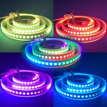 ws2812 ws2812b led strip 5v(China)