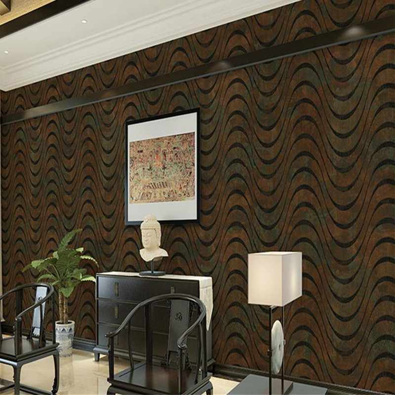 Textile Wallpaper 3 d Desktop Home Decor Europe Emblossed Wallcovering Non Woven Wallpaper Kitchen rolls Modern Floral Wallpaper<br>