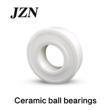 6800 6801 6802 6803 6804 6805 6806 double sided sealed ceramic bearings,Ceramic bearings with seals (dust cover) of(China)