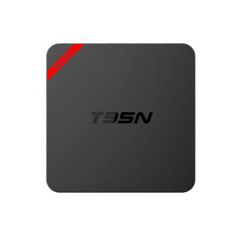 Memohi os memobox s905x t95n android 6.0 smart tv box amlogic quad core 4 K 2 K Personalizable OS KODI H.265 IPTV Set-top box 1G 8G