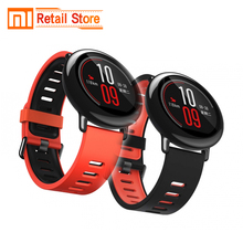 Global Version Xiaomi Huami AMAZFIT Smart Watch English Version GPS Running Sports Bluetooth Music Pace Wifi Heart Rate Monitor(China)
