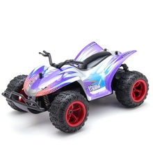 New Arrival Remote Control Car PXtoys 9602 2.4G 1/22 RC Buggy Speedstorm Red Purple For Children RC Car toy Gift(China)