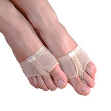 Professional Belly Ballet Dance Toe Pad Practice Shoes Protection Dance Socks Foot Thongs Foot Care Tools maquiagem Women Men Ne