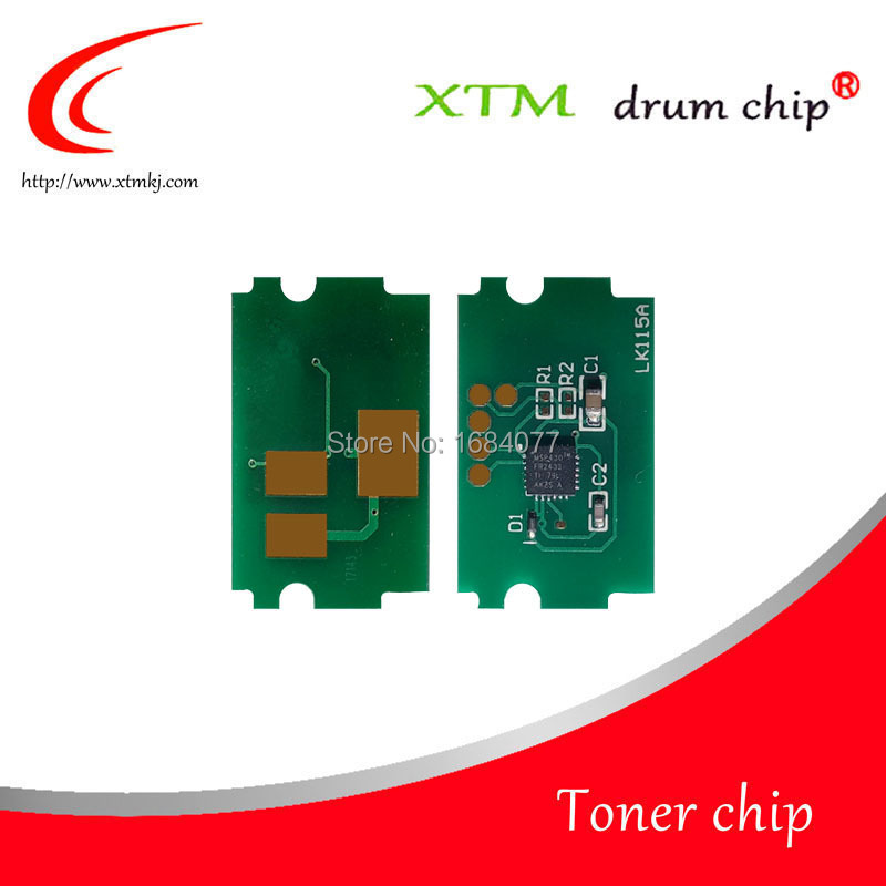 25X Toner chip TK1152 TK-1152 TK 1152 For Kyocera ECOSYS M2635dw P2235dn P2235dw M2135dn M2635 P2235 M2135 cartridge chip