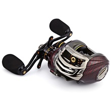 TS1200 Trulinoya Right Left Hand Fishing Reel Bait Casting Reel Ball Bearings Fish Reel Super Dezigner High Quality for Fishing