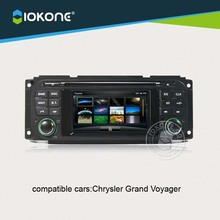 IOKONE Car Video DVD CD Player For Chrysler Grand Voyager With FREE SD map card Radio,Bluetooth,GPS,iPod,Steering Wheel Control