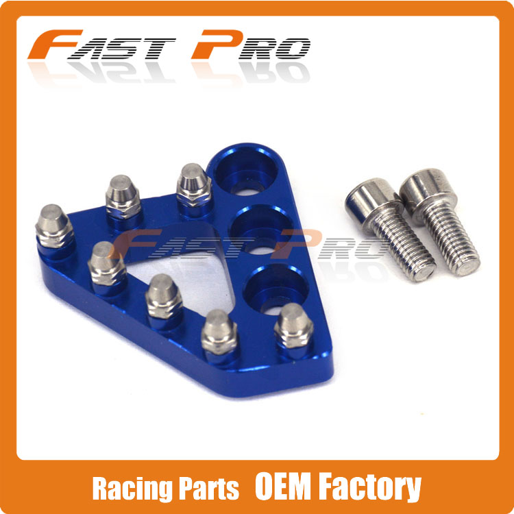 Billet Rear Brake Pedal Step Tip For KTM 125 250 300 350 450 525 690 950 990 SX EXC XCF SXF XC XCW EXCF EXCW EXCF DUKE ADVENTURE<br><br>Aliexpress