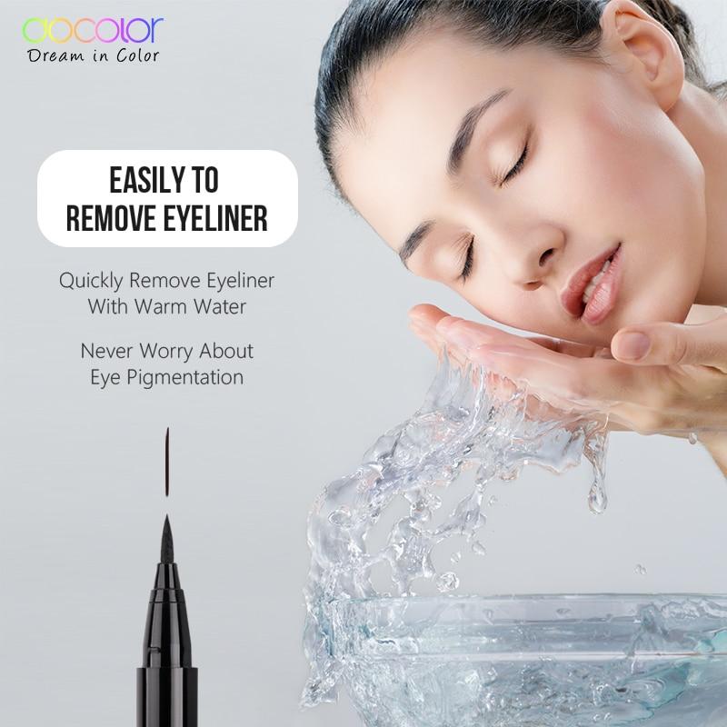 Docolor Waterproof Liquid Eyeliner 5