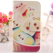 AIYINGE Cartoon Patterned Design Cover PU Leather Flip Mobile Phone Case For Cubot GT99(China)