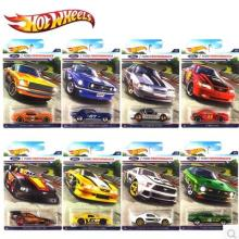 Genuine Hot wheels DJK84 Collection series Ford Mustang sports car racing car little car boy gift alloy car model Fast & Furious