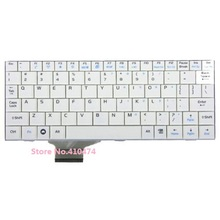 SSEA white netbook Keyboard for Asus EEE PC 700 701 900 901 Free Shipping(China)