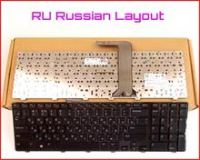 New Keyboard RU Russian Version for Dell Vostro 3750 Laptop With Frame(China)