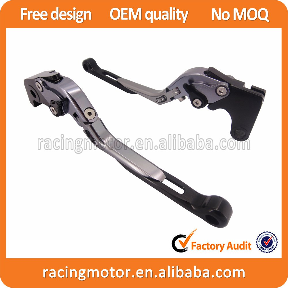Folding Extendable Brake Clutch Levers For Yamaha V-MAX 2009 2010 2011 2012 2013 2014<br>