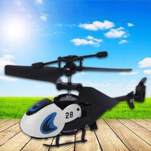 4 Colors 1 pc Cool New Mini Helicopter with Remote Control RC Micro Remote Control