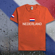 Netherlands Low Countries t shirt man jerseys 2017 t-shirts cotton nation team cotton meeting fans streetwear fitness Holland(China)