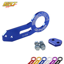 2015 Hot Rear Tow Hook High Quality Car Styling Have Logo FOR CIVIC CRX INTEGRA RSX CNC TH002