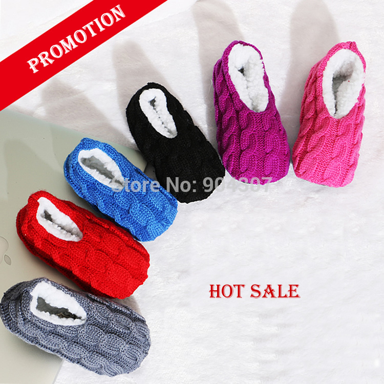 Hot Winter Women Girl Indoor Slippers Warm Soft Bedroom Shoes Home Contton Slipper 6 Colors<br><br>Aliexpress