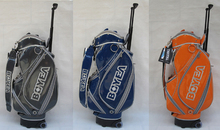 Brand New BOYEA Golf Bag Golf Standard Ball Package With Wheel 6 Holes Nylon Golf Cart Bag 3 Colors EMS Free Shipping