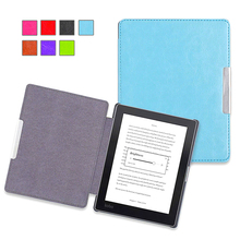 Leather PU Ultra Slim Protective Protect Case Skin for Kobo Aura (1st Version) 6'' inch Tablet Accessories