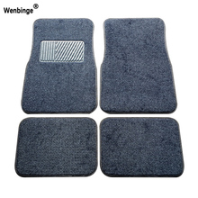 car floor mat for BMW Honda Ford mazda Toyota Volkswagen Hyundai Benz Subaru Peugeot Kia Citroen Mitsubishi car accessories
