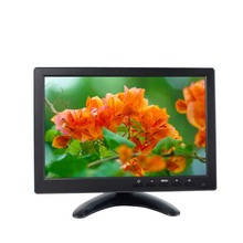 10.1 Inch TFT LED Stand Alone  Car Monitor & VGA+USB+HDMI+BNC Ultra high brightness Up to 1024*600 display Family and Car Use