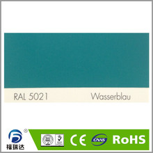 Best seller powder coating RAL5021 color for hardware tool