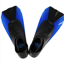 Swim Long Snorkeling Diving Fins Shoes For Swimming Adult Adjustable Frog Shoes Silicone Traning Pool Diving Flippers