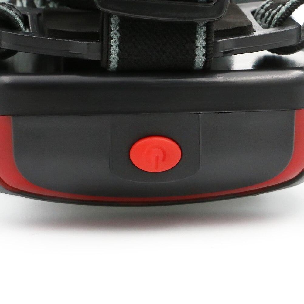 Mini COB Waterproof Plastic 600Lm LED Headlight outdoors Headlamp head light lamp Flashlight Torch Linternas For Hunting